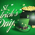 St Patrick's Day Pot Of Gold Saint Patricks Day