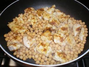 pollo curry cocco ceci 4