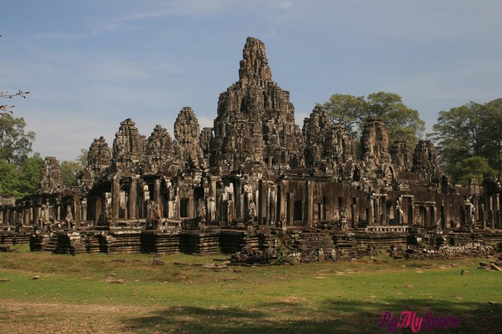 Bayon @Angkor - Cambogia