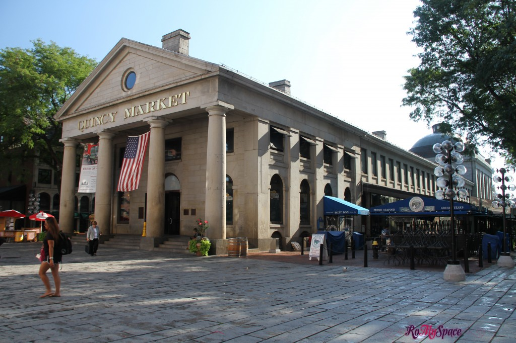 Quincy Market - Downtown