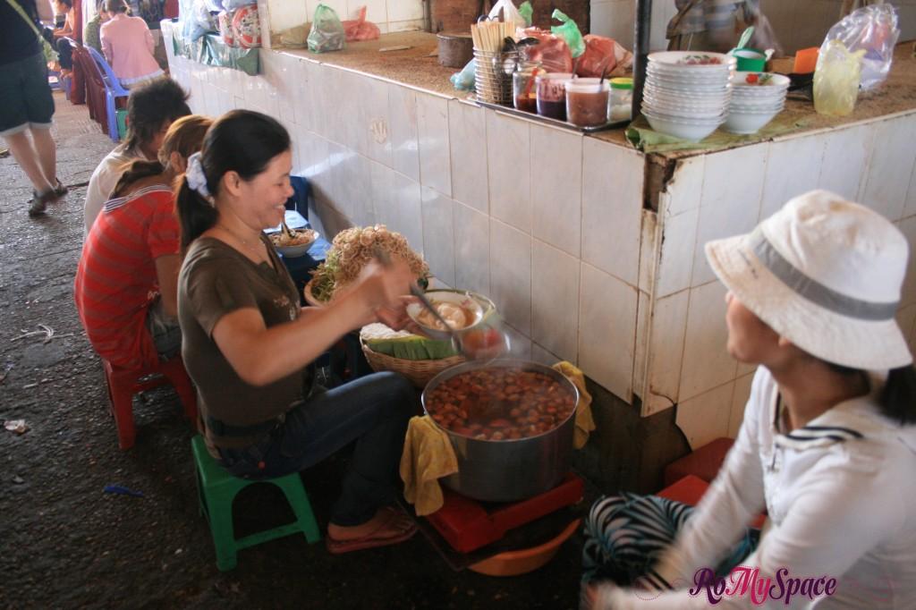 ristorante al mercato centrale
