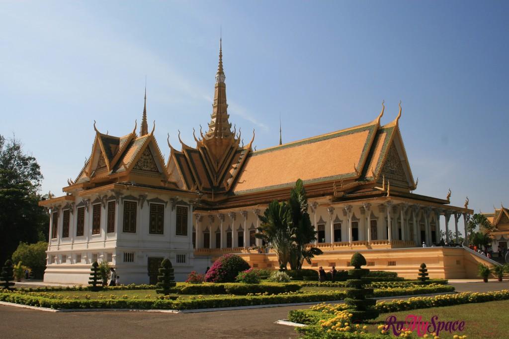 cambogia phnom penh palazzo reale 11
