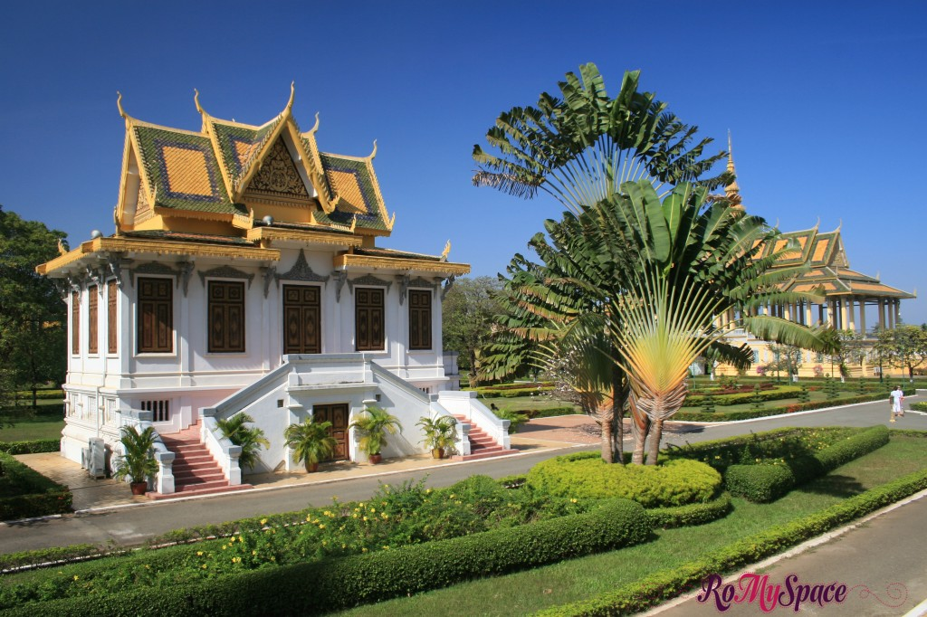 Palazzo reale di Phnom Penh