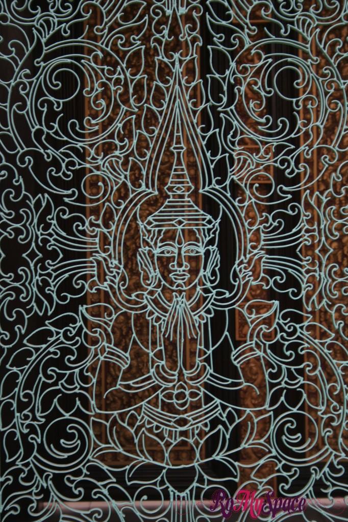 Cancello - Palazzo reale di Phnom Penh