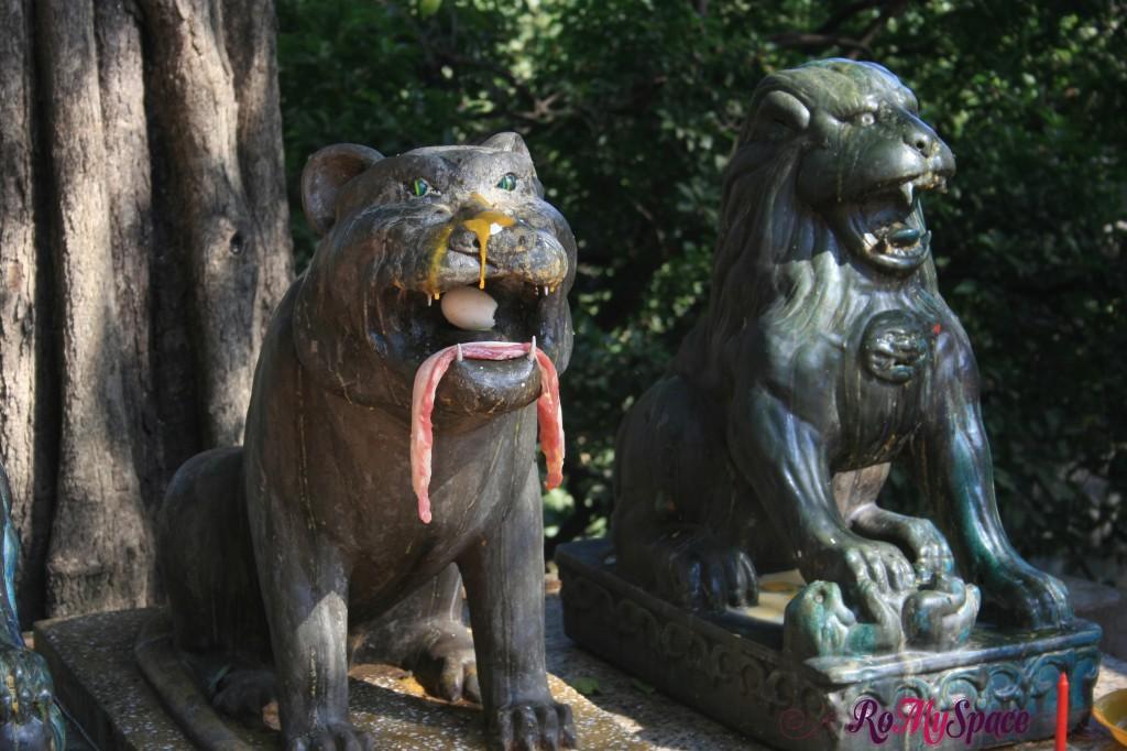 Offerte votive - Wat Phnom