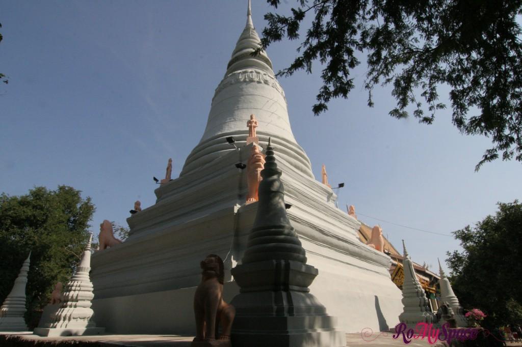 Stupa - Wat Phnom