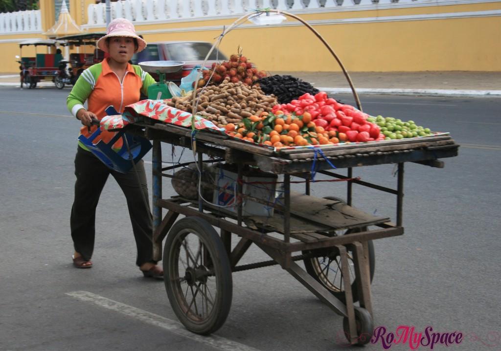 venditore ambulante