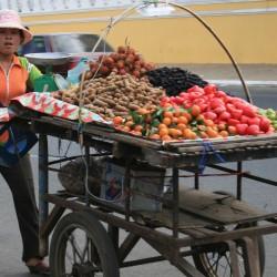 I colori di Phnom Penh