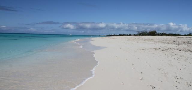 Il paradiso tropicale di Turks and Caicos