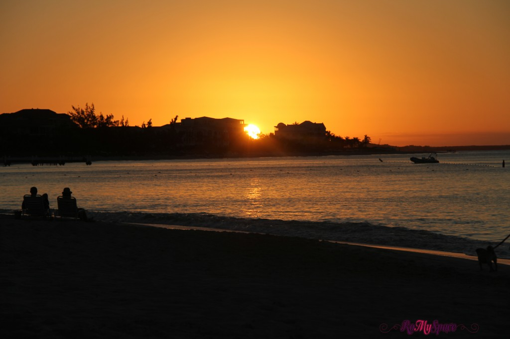 Tramonto - Grace Bay Beach - Providenciales
