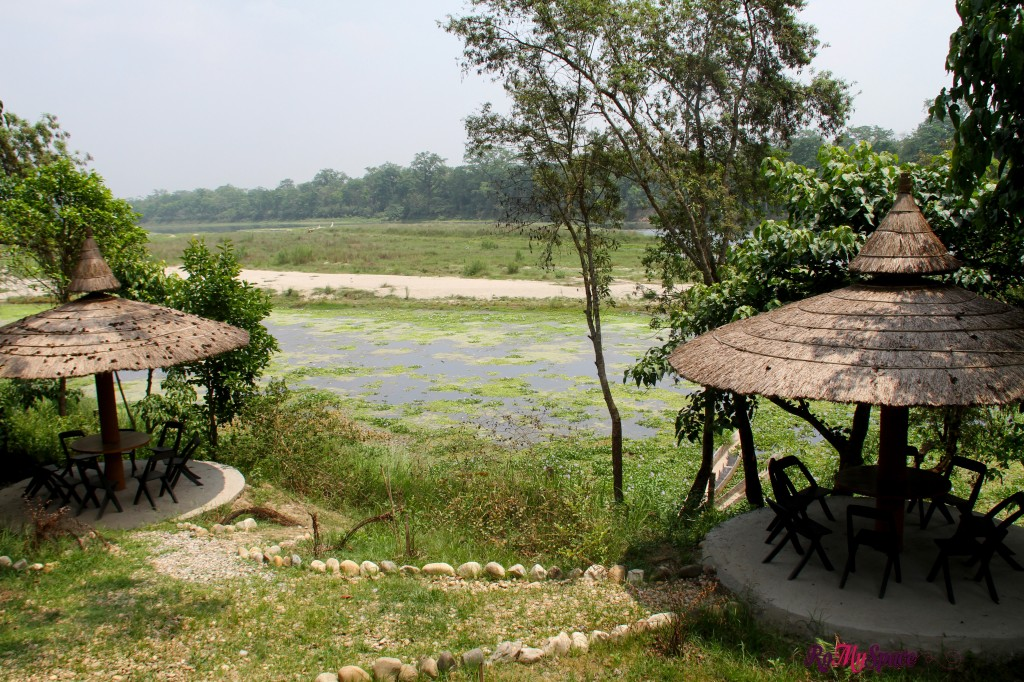 Chitwan Nat. Park - Jungle Villa Resort