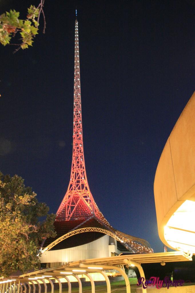 Melbourne - Theatres Building