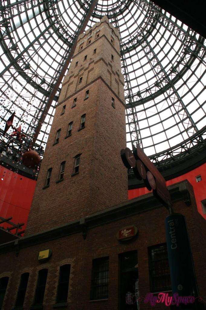 Melbourne - Melbourne Central Shopping