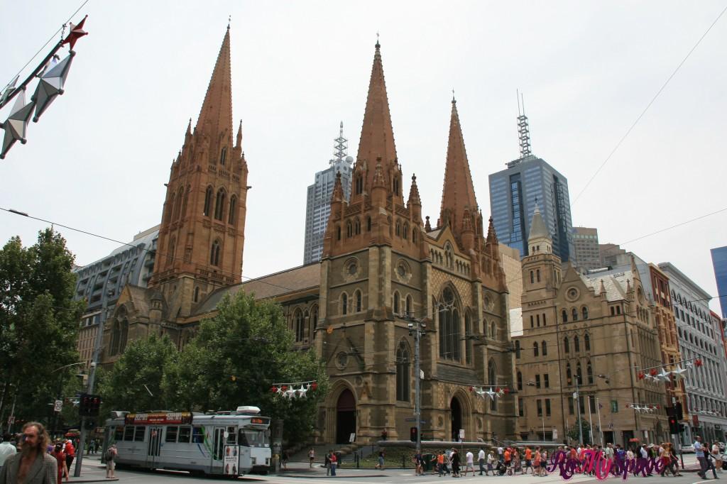 Melbourne - Cattedrale di S. Paul