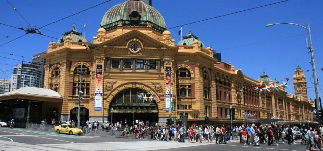 Melbourne, la capitale del Victoria
