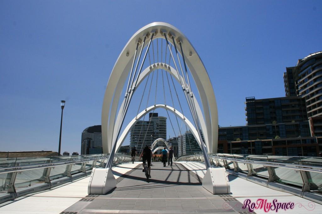 Melbourne - Yarra River - Southbank