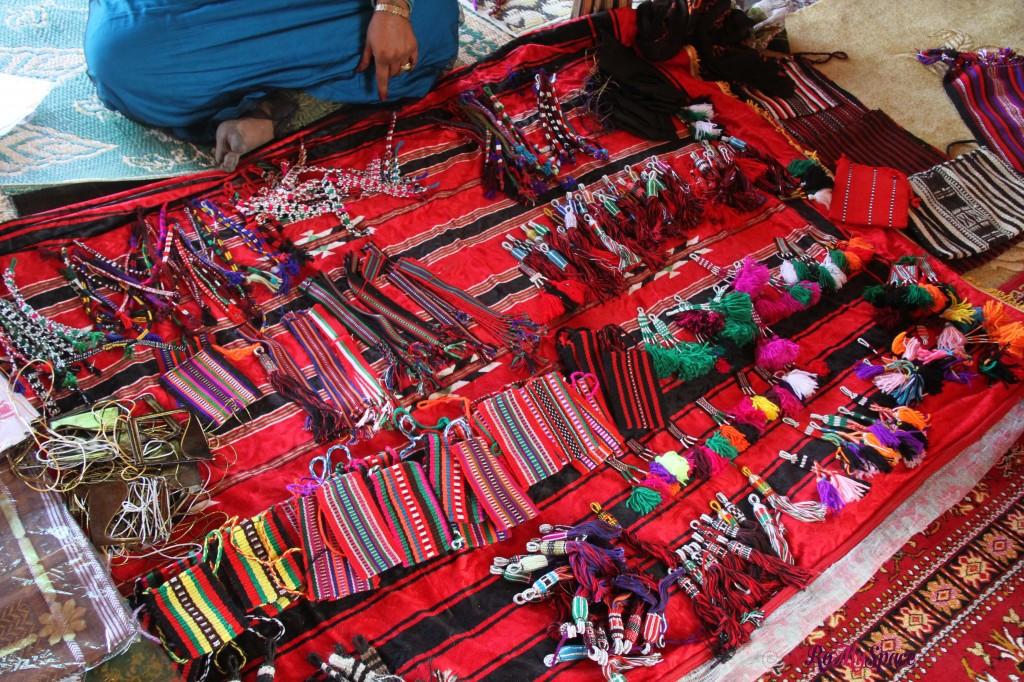 artigianato beduino