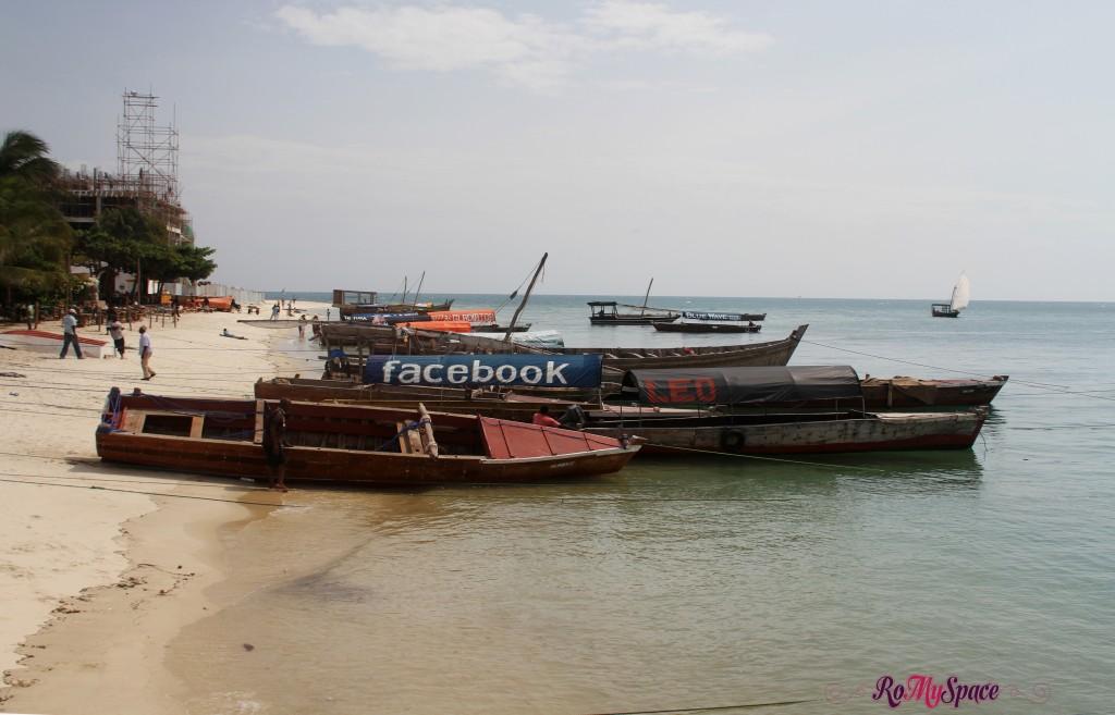 Zanzibar - Stone Town - verso Prison Island