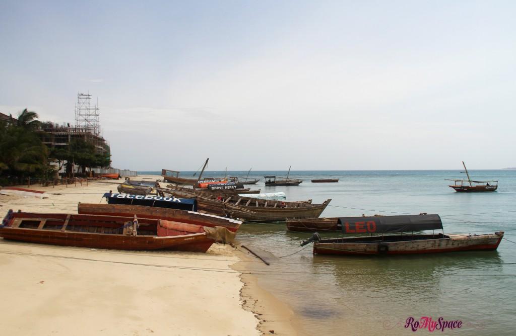 Zanzibar - Stone Town - Spiaggia