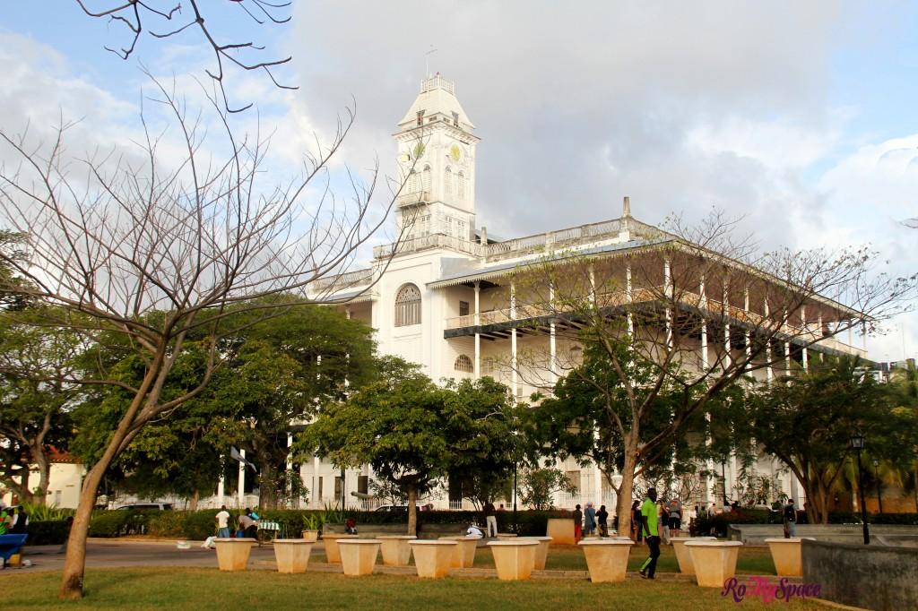 Zanzibar - Stone Town - Beit el-ajaib
