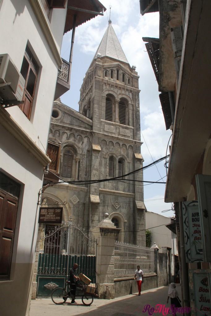 Zanzibar - Stone Town - Chiesa Anglicana