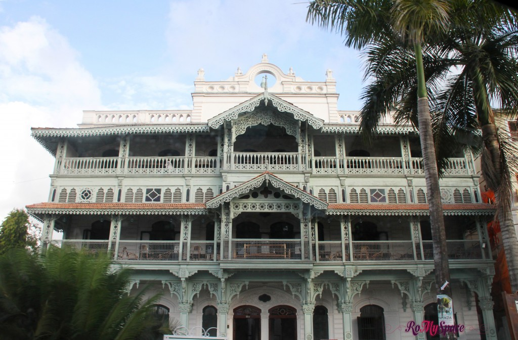 Zanzibar - Stone Town - Edificio Storico