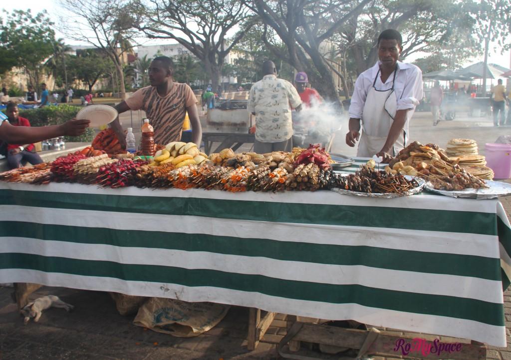 Zanzibar - Stone Town - Street Food