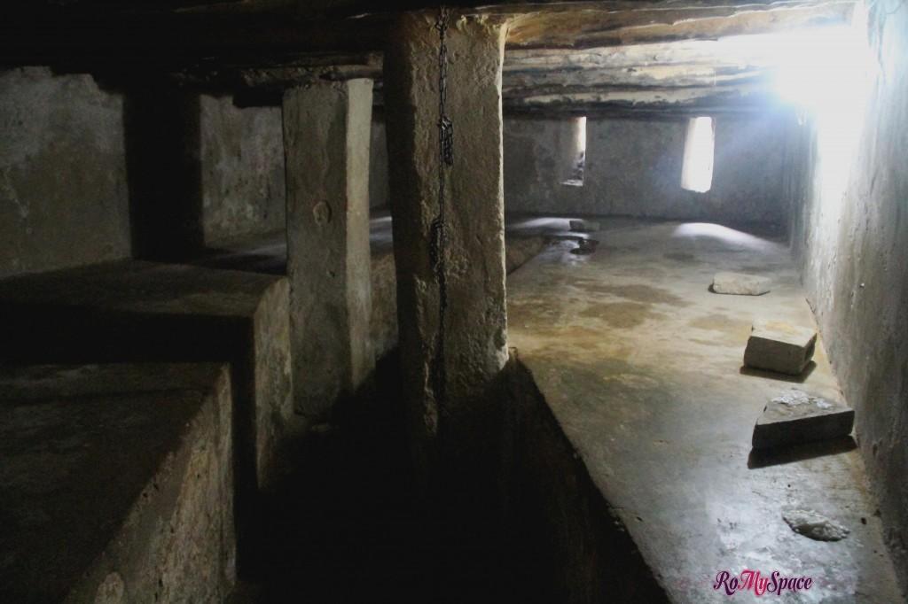 Zanzibar - Stone Town - Prigione del Mercato degli Schiavi