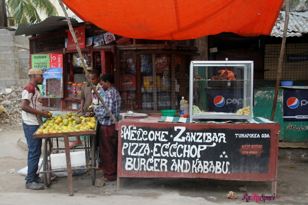 Zanzibar - Stone Town - Mercato