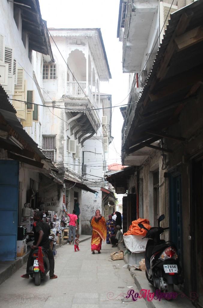 Zanzibar - Stone Town - Vicoli