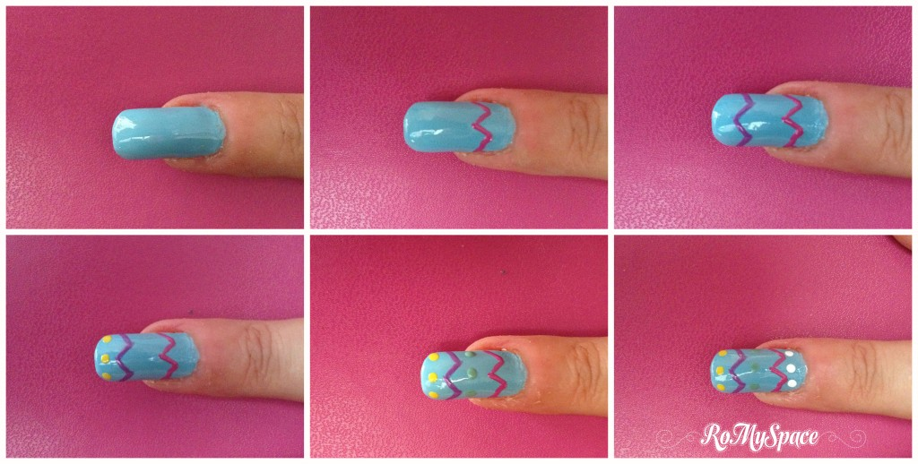 anulare nailart nails unghie pasqua easter decorazione uova eggs pastello copia