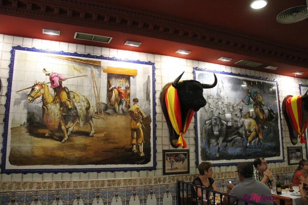 Carrera de San Jeronimo - La Taurina