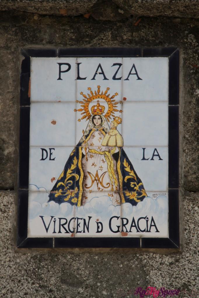 Plaza de la Virgen de Gracia