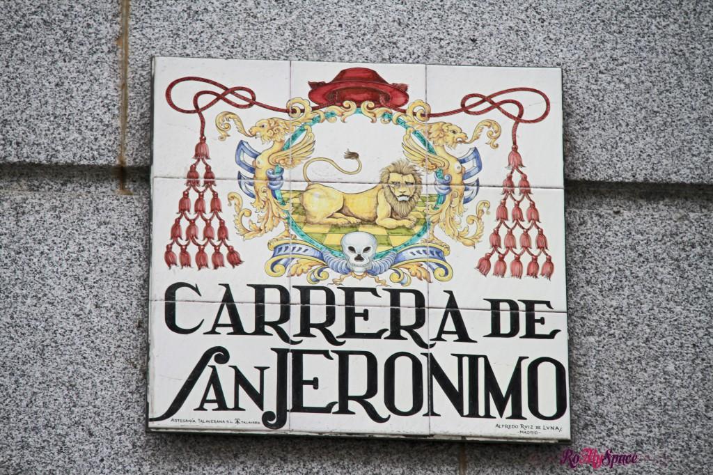 Carrera de San Jeronimo