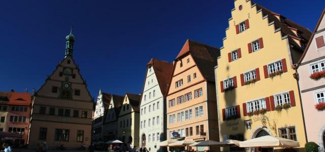 Un salto nel medioevo sulla Romantische Strasse