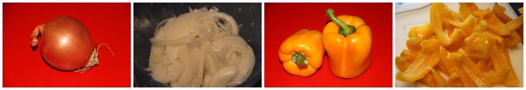 ropa vieja ricetta recipe cipolla onion peperoni pepper romyspace