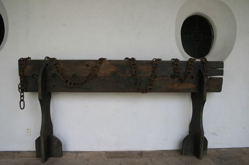 Pelourinho - Convento do Carmo