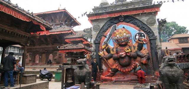 Kathmandu e Durbar Square