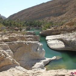 I wadi: gli spettacolari canyon dell'Oman, vere oasi del deserto