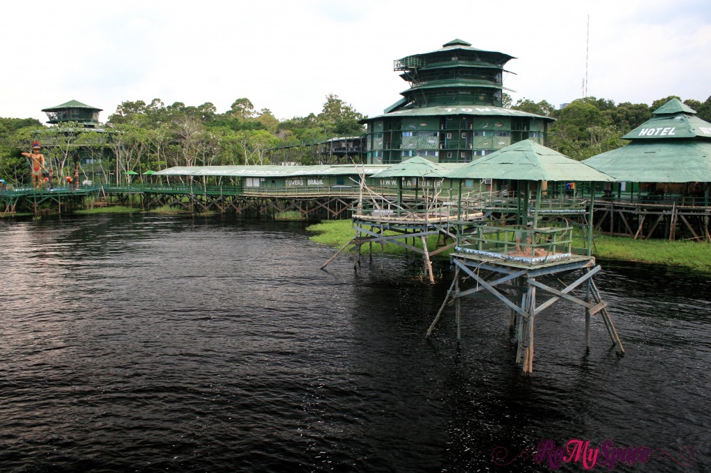 Ariau Towers sul Rio Negro - Foresta amazzonica