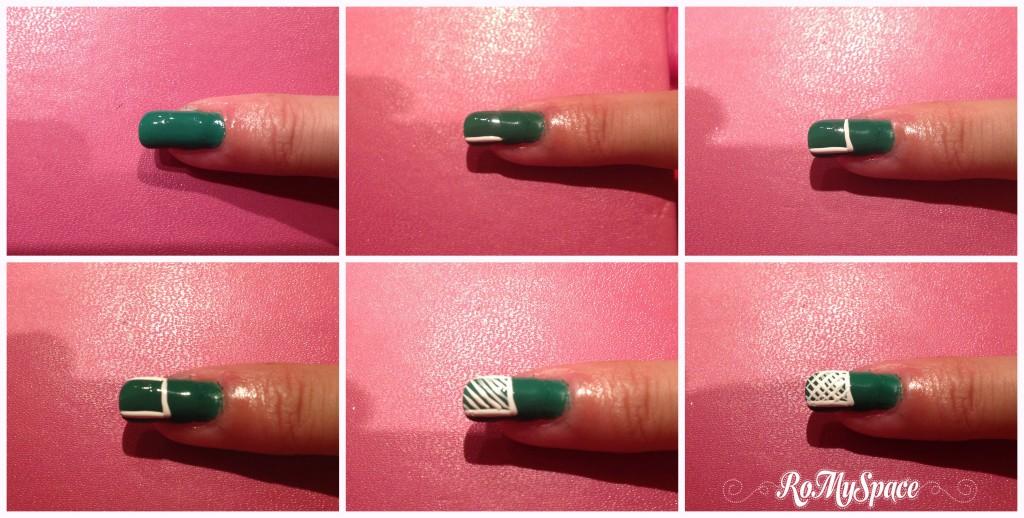 mignolo football calcio soccer wc2014 world cup 2014 brasil2014 brasile2014 brasile brasil verde green pallone ball brazuca decorazione nails nail art romyspace
