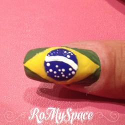 Nail Art Brasil 2014