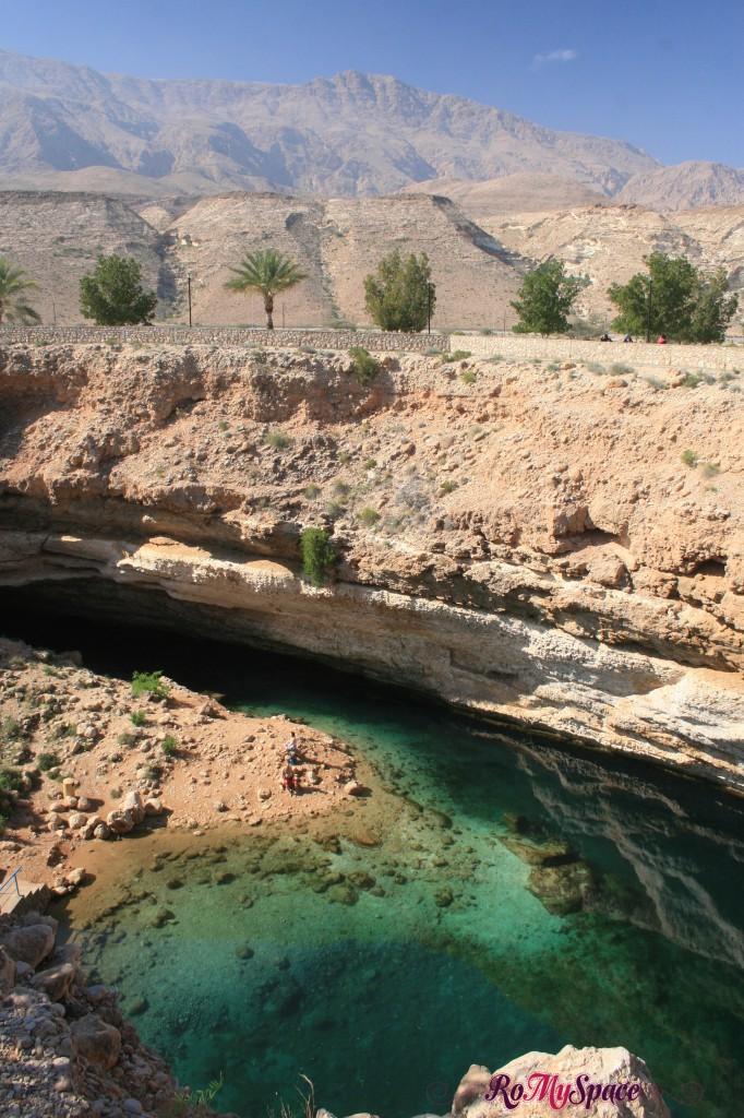 Hawiyat Najm Bimmah Sinkhole