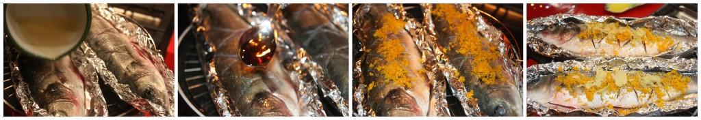 spigola ricetta recipe burma birmania myanmar thai thaifood thailandia asia asianfood food branzino arancia wok vapore sesamo 2