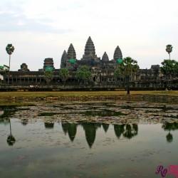 Il Tempio di Angkor Wat