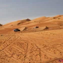 La magia del Deserto Omanita