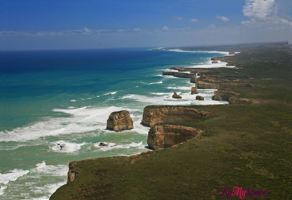 in elicottero - great ocean road - i dodici apostoli