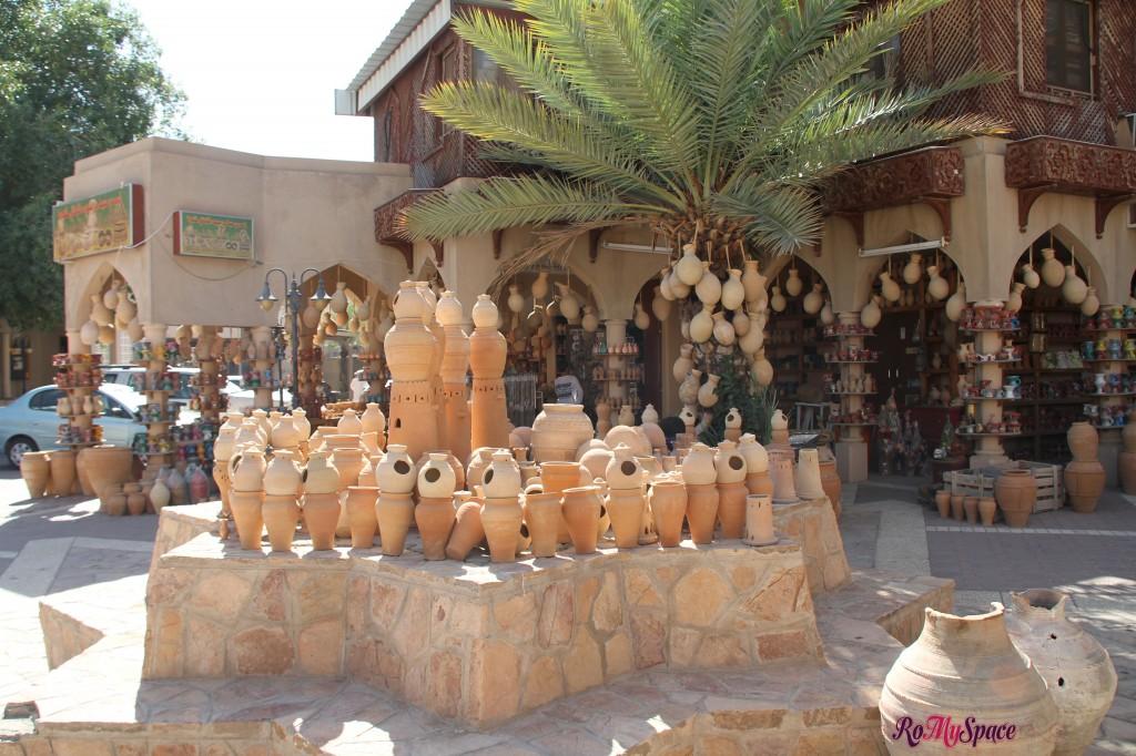 Souq di Nizwa - Terracotta