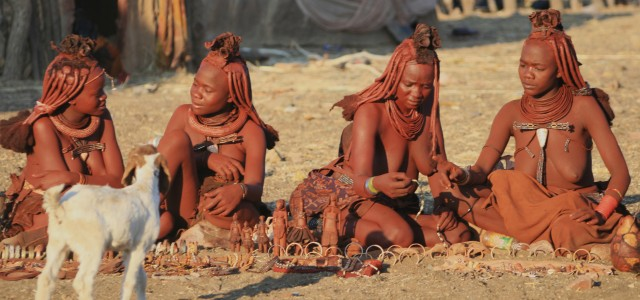 Gli Himba: l'affascinante popolazione della Namibia