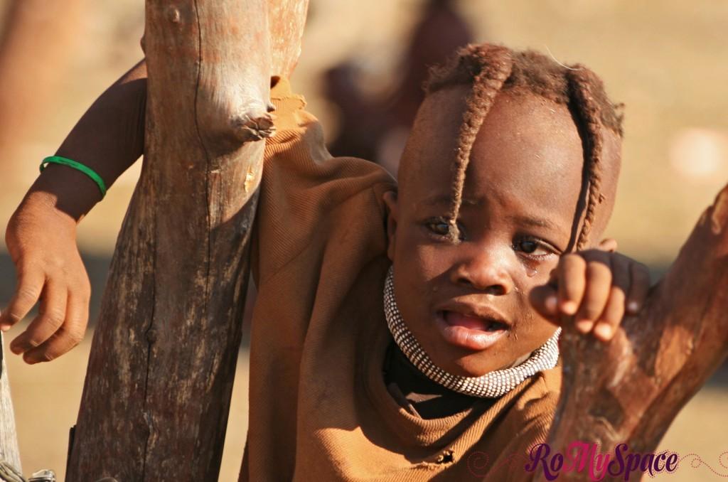 Villaggio Himba a Opuwo